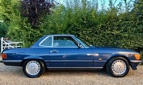 1987/E - Mercedes 300SL R107 *SOLD - MORE WANTED* For Sale (picture 1 of 6)