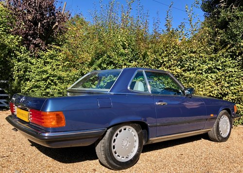 1987/E - Mercedes 300SL R107 *SOLD - MORE WANTED* For Sale (picture 3 of 6)