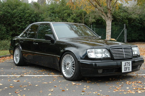 Mercedes E500 500E - 1992 - 75000miles - 3 Owners For Sale (picture 3 of 6)