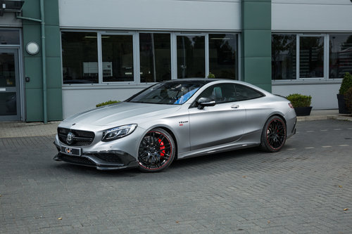BMW 750 For Sale >> Mercedes S63 AMG Coupe   Tuned By Brabus 2016 For Sale ...