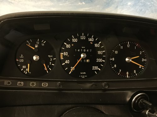 1980 Mercedes-Benz 280 CE Coupe For Sale (picture 5 of 6)