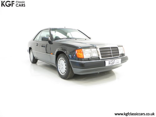 1990 A Magnificent Mercedes-Benz W124 300CE with 50,685 Miles SOLD (picture 1 of 6)