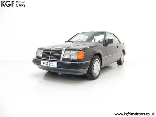 1990 A Magnificent Mercedes-Benz W124 300CE with 50,685 Miles SOLD (picture 2 of 6)