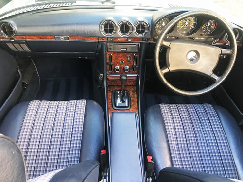 1984 Mercedes Benz 500SL - Fully restored condition SOLD (picture 2 of 6)