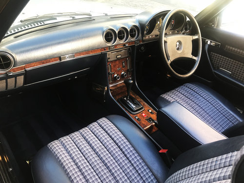 1984 Mercedes Benz 500SL - Fully restored condition SOLD (picture 5 of 6)
