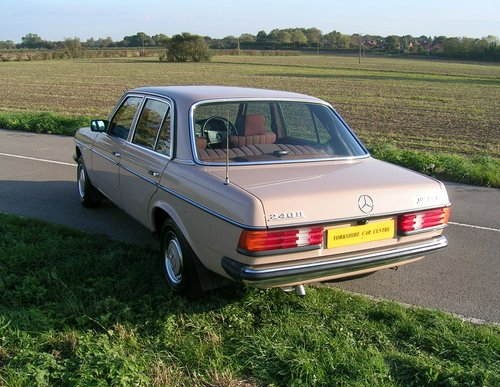1983 Mercedes 240D Diesel  For Sale (picture 3 of 6)