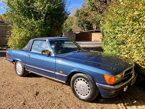 1987/E - Mercedes 300SL R107 *SOLD - MORE WANTED* For Sale (picture 2 of 6)
