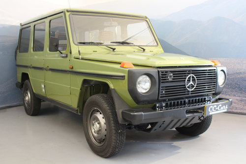 1984 Mercedes-Benz GD 240 5-door  For Sale (picture 1 of 6)