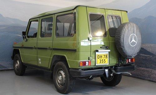 1984 Mercedes-Benz GD 240 5-door  For Sale (picture 3 of 6)
