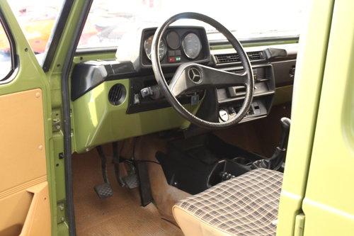 1984 Mercedes-Benz GD 240 5-door  For Sale (picture 4 of 6)