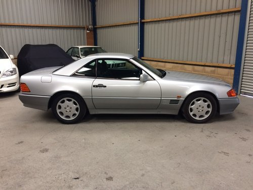1993 Mercedes-Benz 500 SL SL500 28K Miles Stunning For Sale (picture 2 of 6)