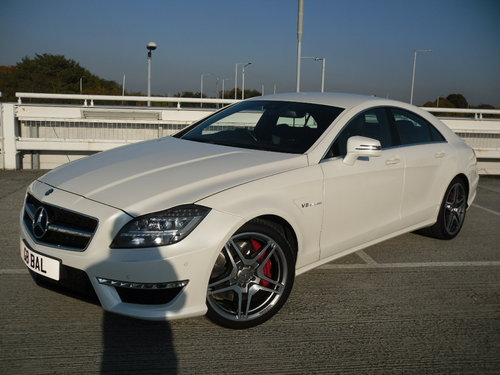 2013 MERCEDEDS CLS63 AMG For Sale (picture 1 of 6)