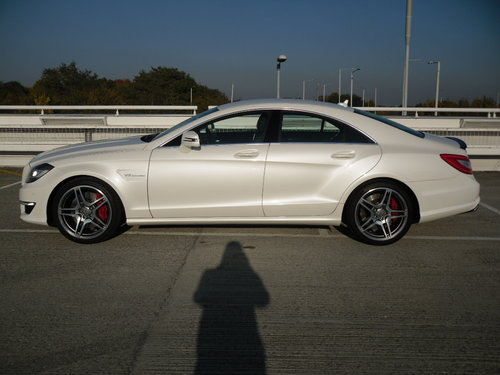 2013 MERCEDEDS CLS63 AMG For Sale (picture 3 of 6)