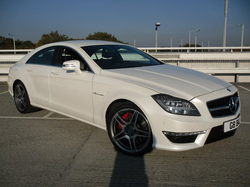2013 MERCEDEDS CLS63 AMG For Sale (picture 4 of 6)