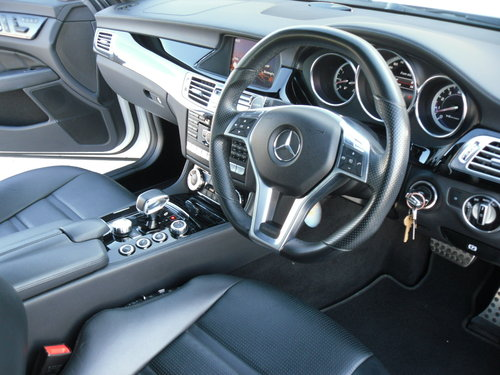 2013 MERCEDEDS CLS63 AMG For Sale (picture 5 of 6)