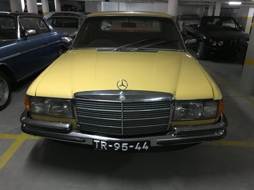 1978 Mercedes 280 SE Auto   (40000 mls) For Sale (picture 1 of 6)