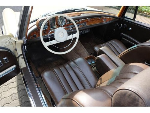 1966 Mercedes-Benz  300 SE Cabriolet W112 For Sale (picture 2 of 5)