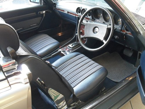 1983 Mercedes Benz 500SL For Sale (picture 3 of 5)