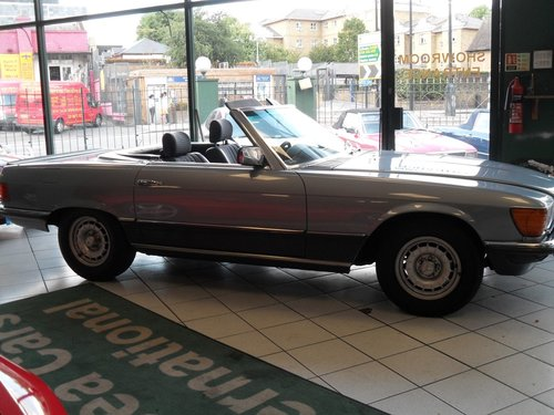 1983 Mercedes Benz 500SL For Sale (picture 5 of 5)