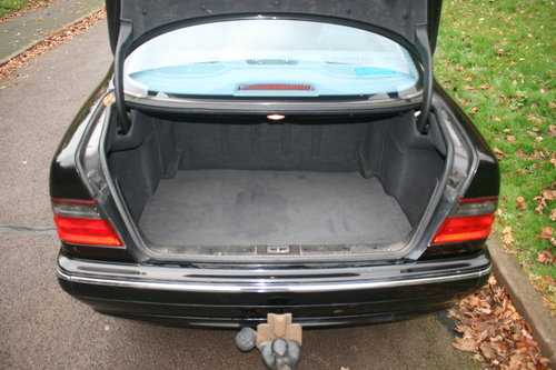2002 Mercedes E320 CDi Avantgarde.. Bargain To Clear.. SOLD (picture 5 of 6)