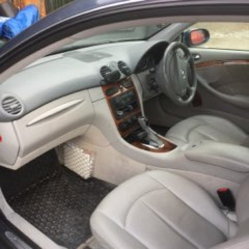 2003 53 PLATE CLK KOMP ELEGANCE 200 AUTO    For Sale (picture 3 of 4)