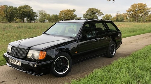 1987 Mercedes-Benz 300 TE (W124) Brabus 3.6 SOLD (picture 1 of 6)