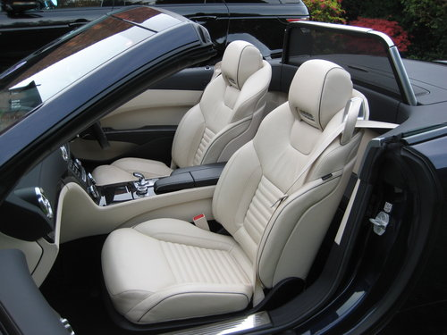 2014 Mercedes Benz SL350 AMG Sport Panoramic In Cavansite Blue For Sale (picture 4 of 6)