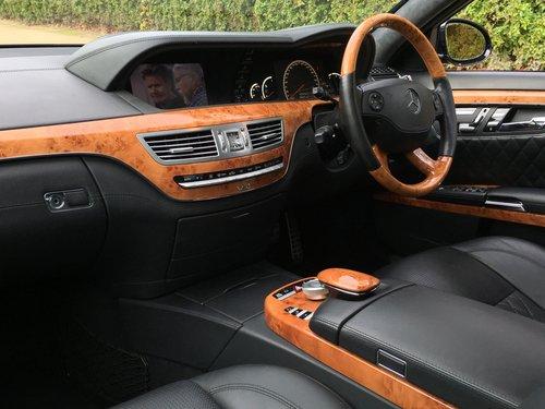 2007 Mercedes S65 AMG V12 BiTurbo - HUGE SPEC For Sale (picture 4 of 6)