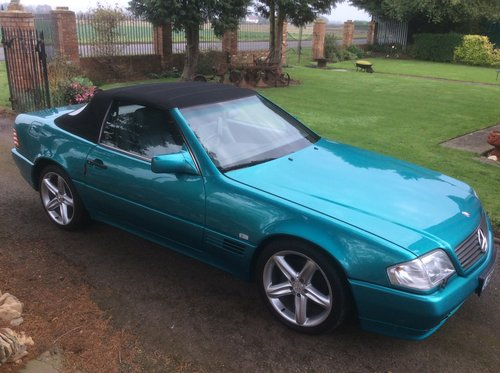Mercedes Modern Classic Convertible 1991 For Sale (picture 1 of 6)