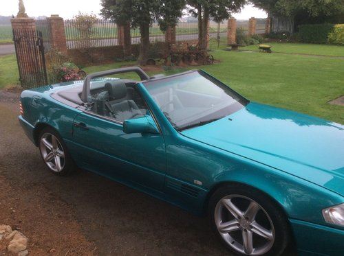 Mercedes Modern Classic Convertible 1991 For Sale (picture 2 of 6)