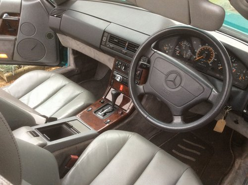 Mercedes Modern Classic Convertible 1991 For Sale (picture 5 of 6)