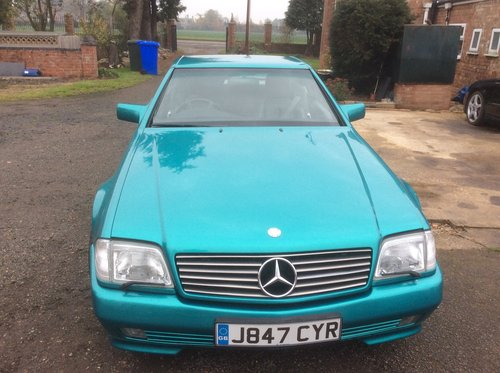 Mercedes Modern Classic Convertible 1991 For Sale (picture 6 of 6)