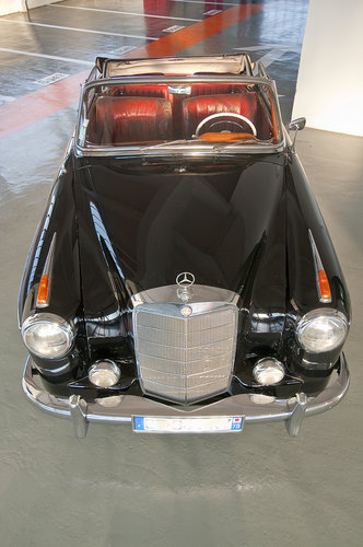 1959 Mercedes 220S Cabriolet - 90K€ of invoices For Sale (picture 6 of 6)