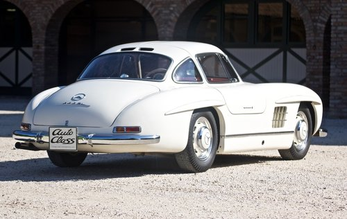 1955 MERCEDES 300 SL -GULLWING- For Sale (picture 2 of 6)