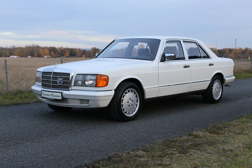 1981 Ein robuster Mercedes Benz W126 280 SE Automatik  For Sale (picture 1 of 6)