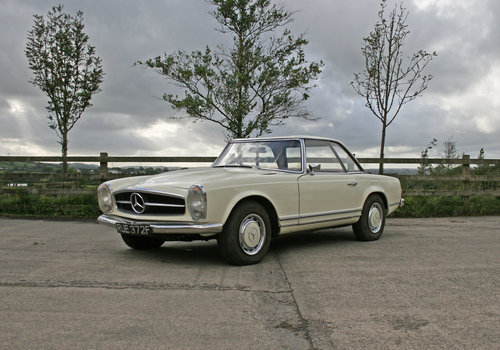 1968 RHD 280SL Auto Pagoda For Sale SOLD (picture 1 of 6)