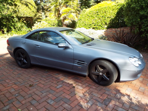 Mercedes Benz SL class 3.7 Sl350 2006 new For Sale (picture 1 of 6)
