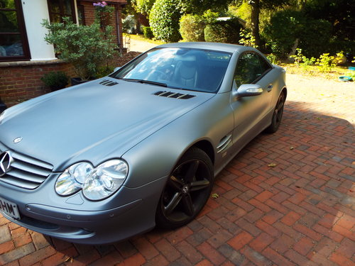 Mercedes Benz SL class 3.7 Sl350 2006 new For Sale (picture 2 of 6)