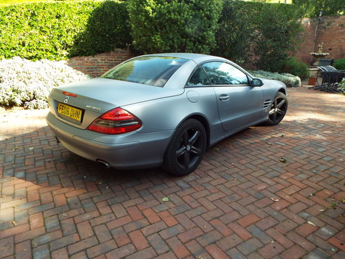 Mercedes Benz SL class 3.7 Sl350 2006 new For Sale (picture 3 of 6)