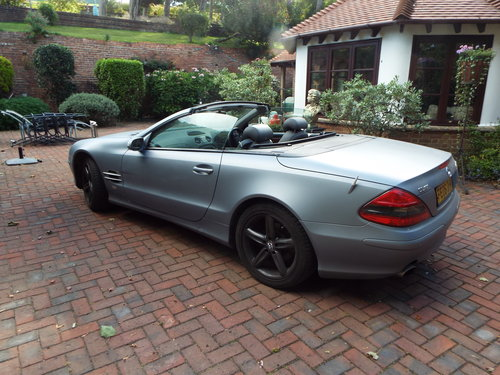 Mercedes Benz SL class 3.7 Sl350 2006 new For Sale (picture 4 of 6)