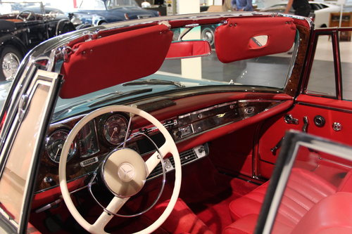 1964 Mercedes Benz 300 SE Convertible For Sale (picture 4 of 6)