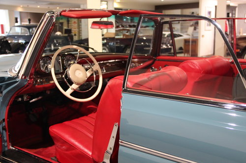 1964 Mercedes Benz 300 SE Convertible For Sale (picture 5 of 6)