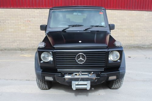 1993 MERCEDES  G-WAGEN 300 GES For Sale (picture 2 of 5)