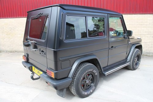 1993 MERCEDES  G-WAGEN 300 GES For Sale (picture 3 of 5)