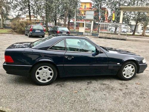 1992 Mercedes Benz - 300 SL - Cat.24 valvole (R129) SOLD (picture 3 of 6)