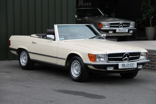 1984 MERCEDES-BENZ 380 SL | STOCK #2038 For Sale (picture 1 of 6)