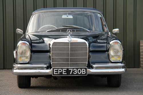 1964 MERCEDES-BENZ 220 SE | STOCK# 2044 For Sale (picture 2 of 6)