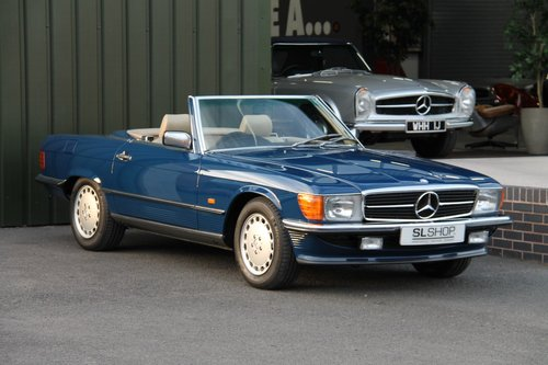 1989 MERCEDES-BENZ 300 SL | STOCK #2060 For Sale (picture 1 of 6)