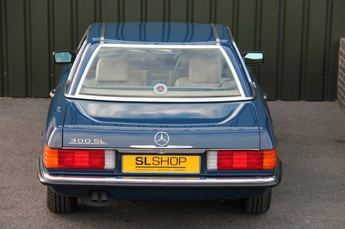 1989 MERCEDES-BENZ 300 SL | STOCK #2060 For Sale (picture 5 of 6)