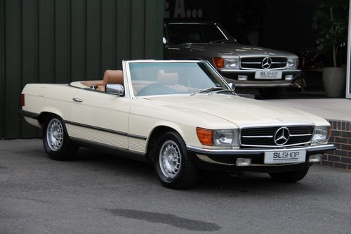 1984 MERCEDES-BENZ 380 SL | STOCK #2059 For Sale (picture 1 of 6)